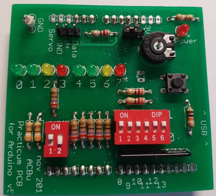 Arduino Chris 10 2020