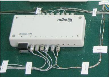 Marklin decoder s88