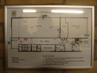 plattegrond gebouw 22